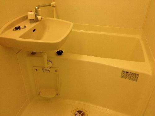 レオパレス幸手南 107号室の風呂