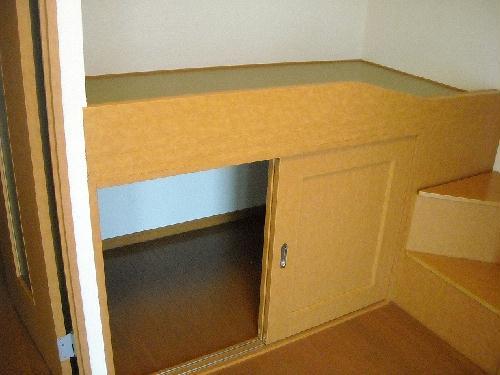 レオパレス瑞穂東 102号室の収納