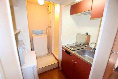 レオパレスCute A 101号室のキッチン