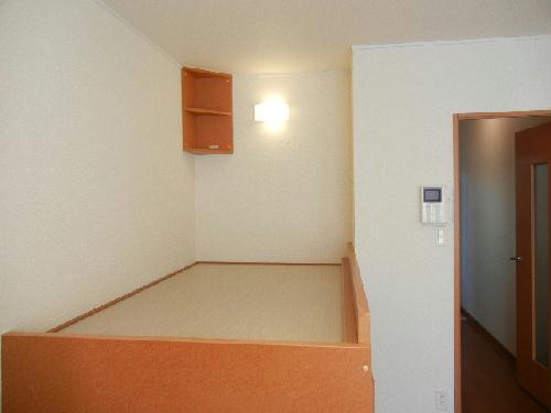 レオパレスアルテミス 202号室の収納