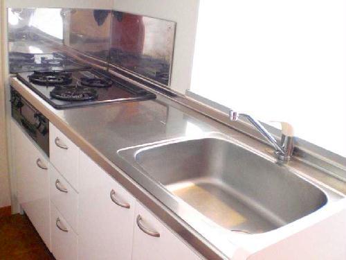 レオパレスマンダリーヌ 103号室のキッチン