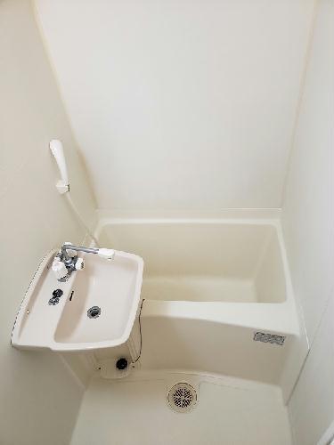 レオパレスライズ 106号室の風呂