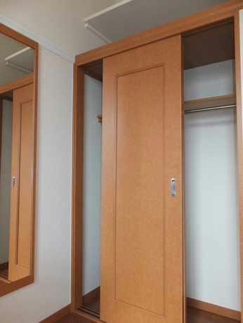レオパレスHARASHIMA 109号室の収納