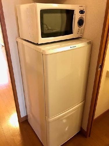 レオパレスNAGAKURA 201号室のキッチン