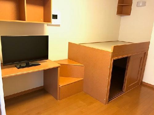 レオパレスNAGAKURA 201号室の収納
