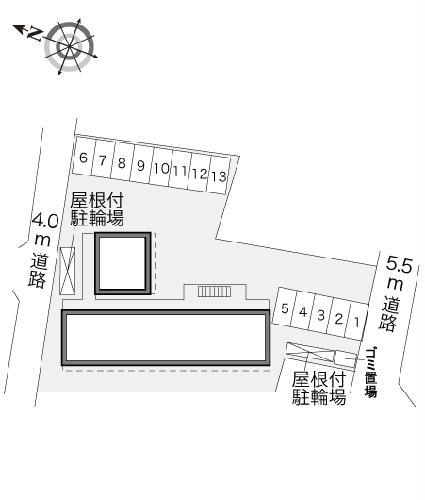 レオパレス千年の時 206号室のその他