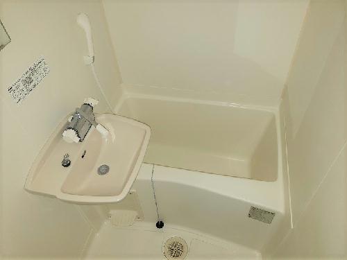 レオパレスAya 101号室の風呂
