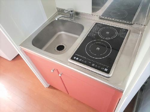 レオパレス寛 108号室のトイレ