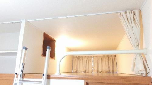 レオパレスギプフェル 102号室の収納