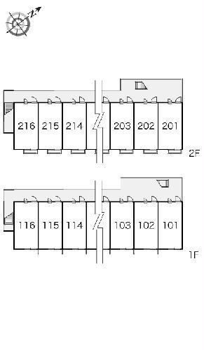 レオパレスギプフェル 102号室のその他