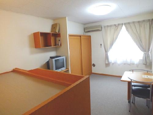 レオパレスエントピア 203号室のリビング