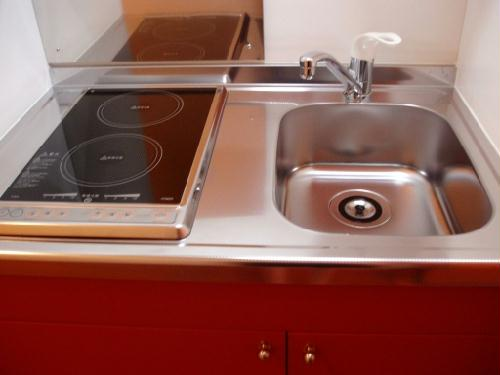 レオパレスエントピア 203号室のトイレ