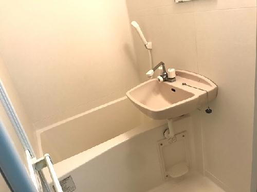 レオパレスユートピア白岡 102号室の風呂
