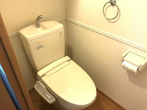 レオパレスユートピア白岡 102号室のトイレ