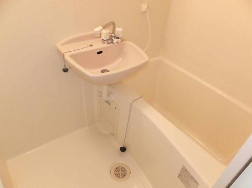 レオパレスエスペランサ 205号室のトイレ