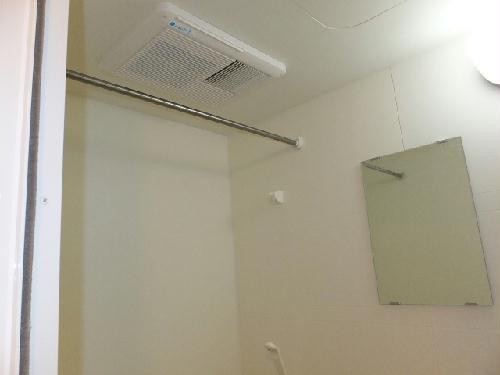 レオネクストシュラインRed 101号室の風呂