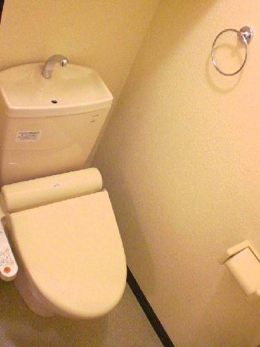 レオネクストリードアンドナナ 104号室のトイレ