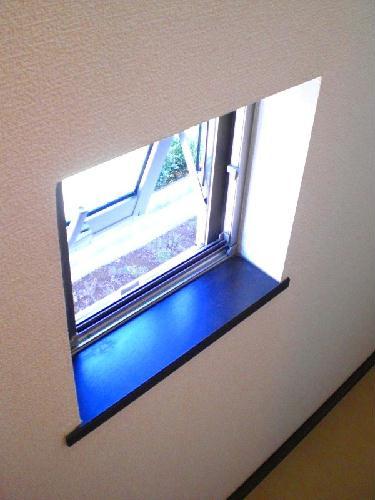 レオネクストリードアンドナナ 104号室の収納