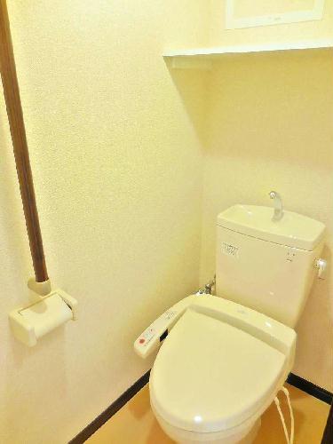 レオネクストステラⅢ 105号室のトイレ