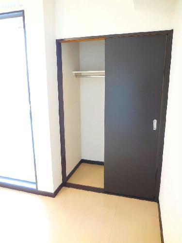 レオネクストステラⅢ 105号室の収納