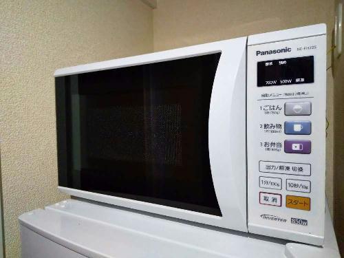 レオパレスNeeds 205号室のキッチン