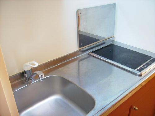 レオパレスカプリコーン21 408号室のキッチン