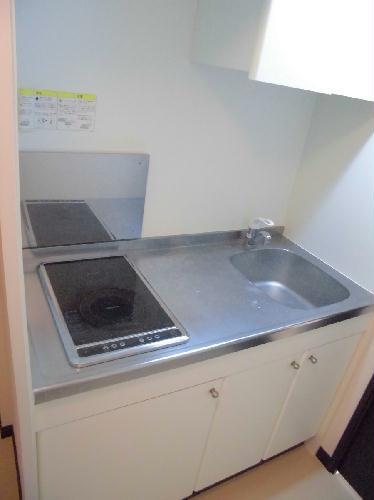 レオネクストFree One 202号室のキッチン