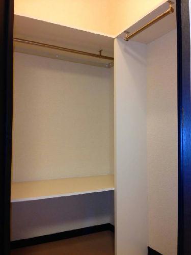 レオネクストパティオⅡ 202号室の収納