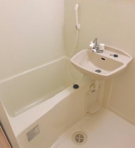 レオネクスト山王フォースイ 208号室の風呂