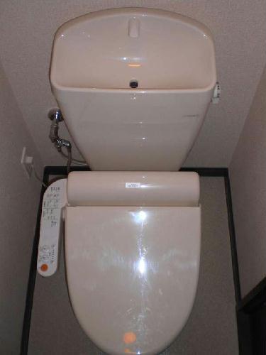 レオネクスト山王フォースイ 208号室のトイレ