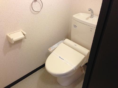 レオネクストシーズ 堀の内 104号室のトイレ