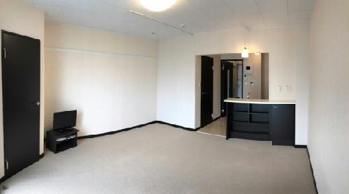 レオネクストインディゴⅡ 206号室のリビング