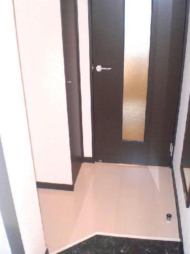レオネクストインディゴⅡ 206号室の玄関