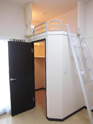 レオネクストwin boom 108号室の収納