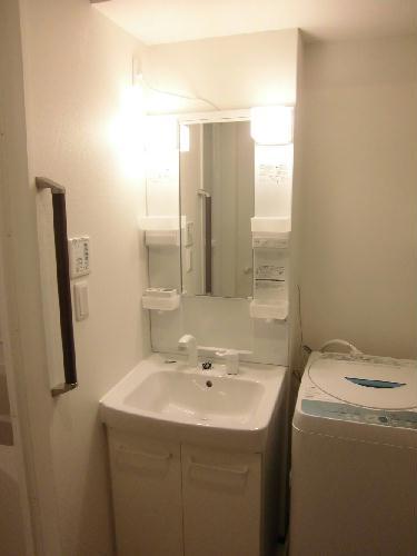 レオネクストタケウチ 101号室の洗面所