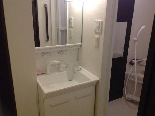 ミランダイーゼル 103号室の洗面所