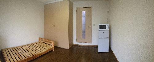 レオパレスLuceⅡ 104号室のリビング