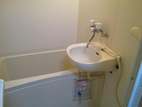 レオパレスLuceⅡ 104号室の風呂