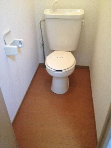 レオパレスLuceⅡ 104号室のトイレ