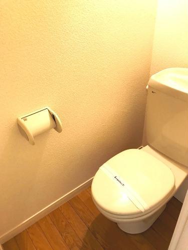 レオパレス藤 202号室のトイレ