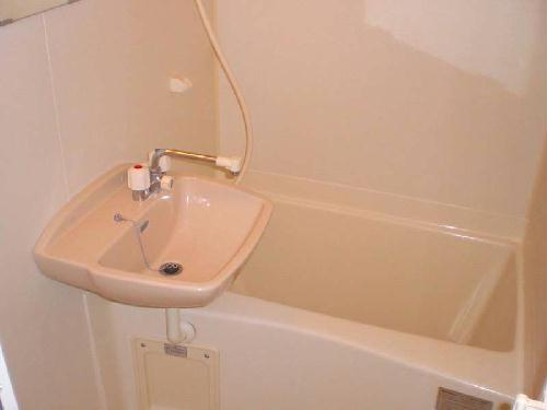 レオパレス藤 202号室の風呂