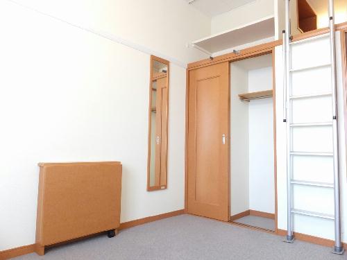 レオパレスai 204号室の収納
