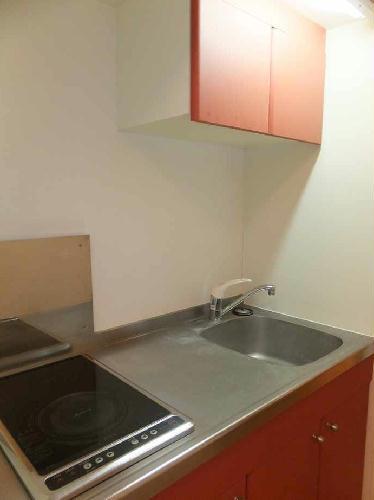 レオネクストグレープヒルC 103号室のキッチン