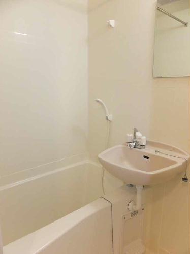 レオネクストグレープヒルC 105号室の風呂
