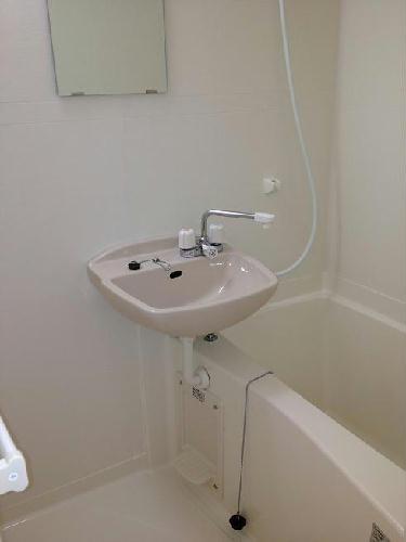 レオパレスグランダーム 109号室の風呂