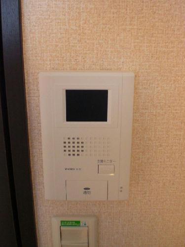 レオネクスト泉 103号室のセキュリティ