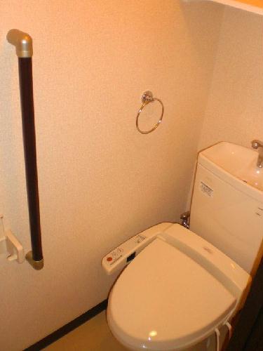 レオネクスト泉 202号室のトイレ