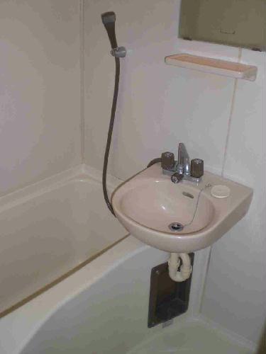 レオパレス浅間台 203号室の風呂