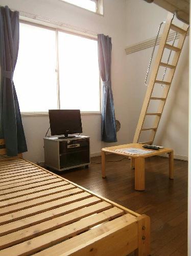 レオパレス八雲第10番 103号室のリビング