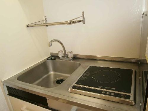 レオパレス八雲第10番 103号室のキッチン